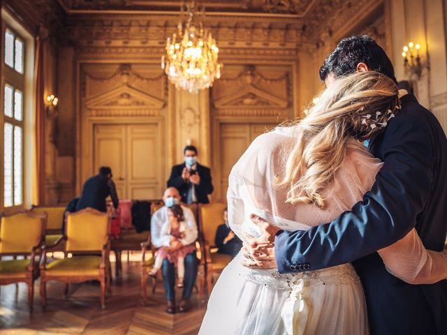 Le mariage de Youssef  et Maria  à Colombes, Hauts-de-Seine 3