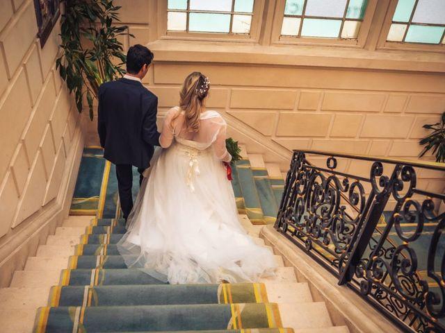 Le mariage de Youssef  et Maria  à Colombes, Hauts-de-Seine 4