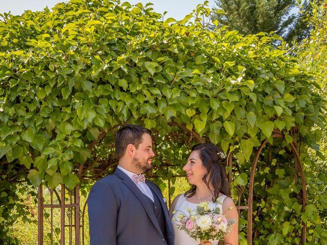 Le mariage de Benjamin et Audrey à Saint-Symphorien, Eure 4