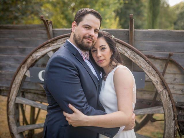 Le mariage de Benjamin et Audrey à Saint-Symphorien, Eure 2