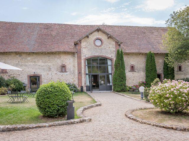 Le mariage de Benjamin et Audrey à Saint-Symphorien, Eure 6