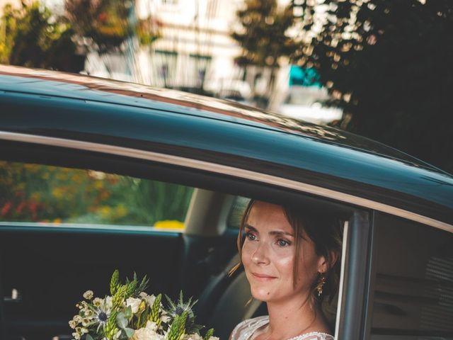 Le mariage de Mickaël et Pauline à Savigneux, Loire 13