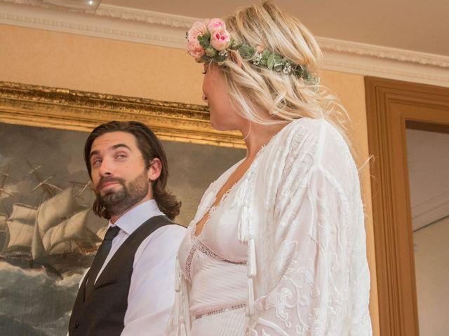 Le mariage de Tonyo et Natacha à Le Havre, Seine-Maritime 27