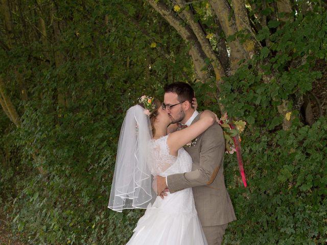 Le mariage de Mikaël et Carolanne à Moissy-Cramayel, Seine-et-Marne 12