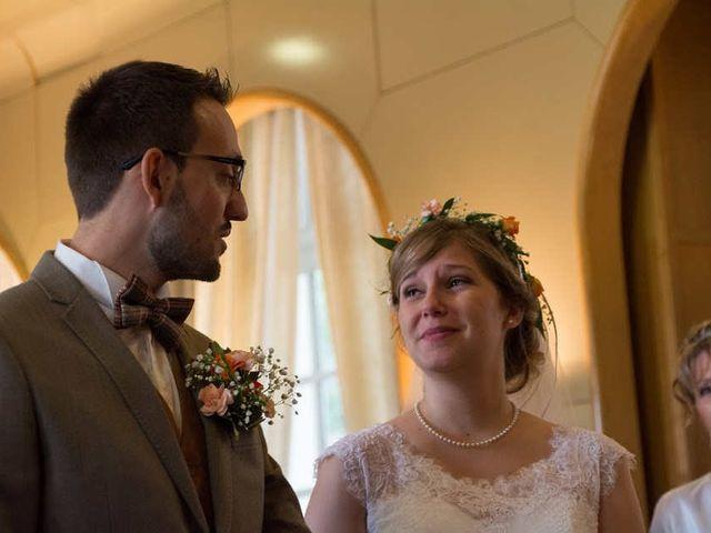 Le mariage de Mikaël et Carolanne à Moissy-Cramayel, Seine-et-Marne 15