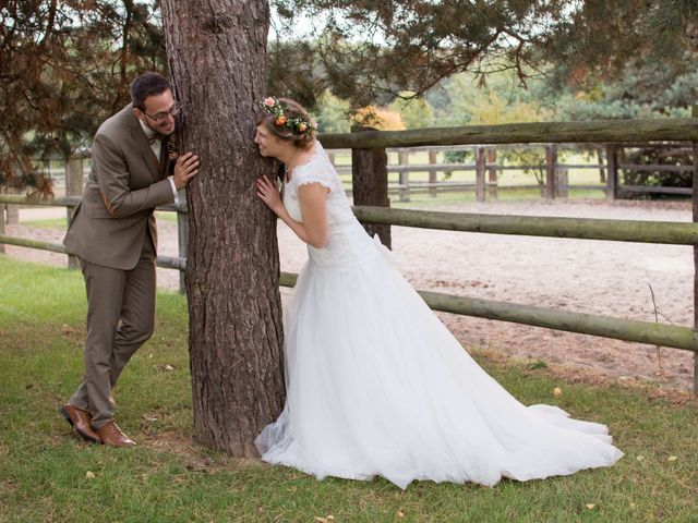 Le mariage de Mikaël et Carolanne à Moissy-Cramayel, Seine-et-Marne 20