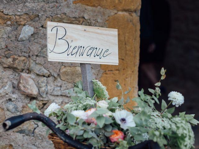 Le mariage de Guillaume et Marie à Chessy, Rhône 12
