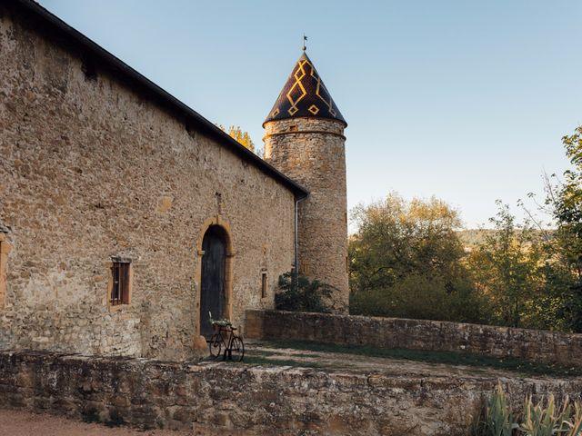 Le mariage de Guillaume et Marie à Chessy, Rhône 13