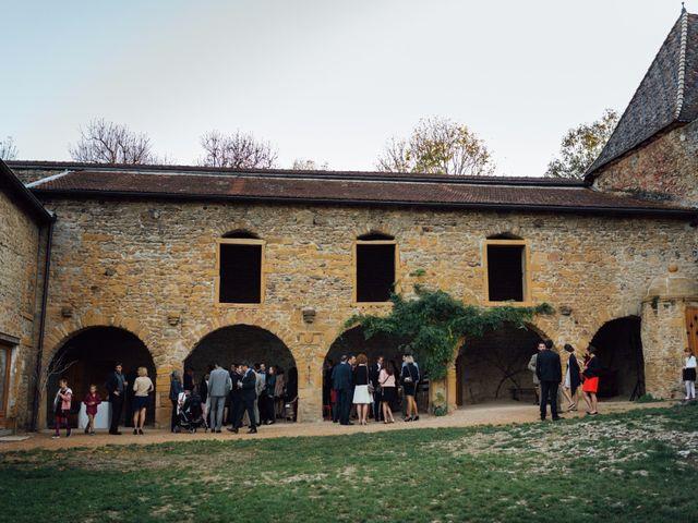 Le mariage de Guillaume et Marie à Chessy, Rhône 15