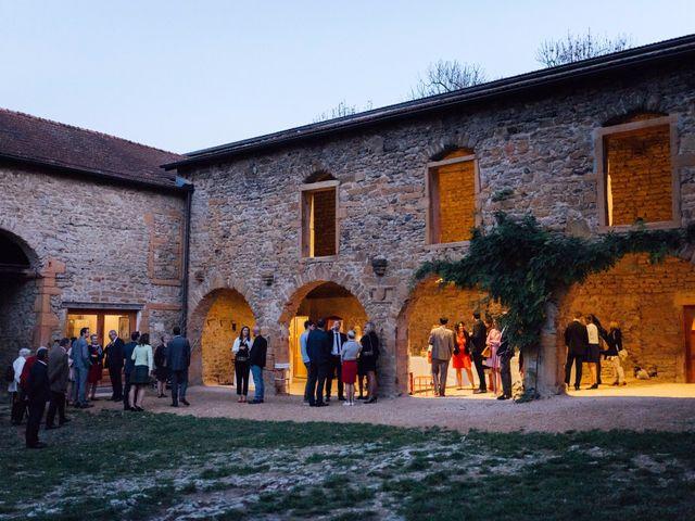 Le mariage de Guillaume et Marie à Chessy, Rhône 22