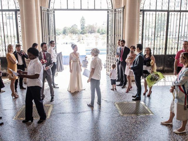 Le mariage de Alexandre et Maria à Vincennes, Val-de-Marne 7
