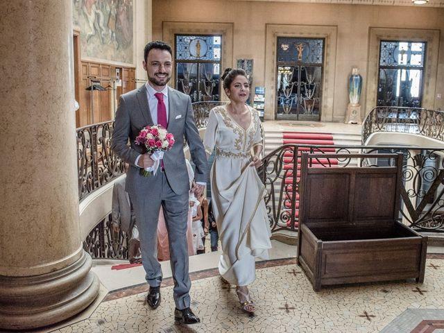 Le mariage de Alexandre et Maria à Vincennes, Val-de-Marne 9