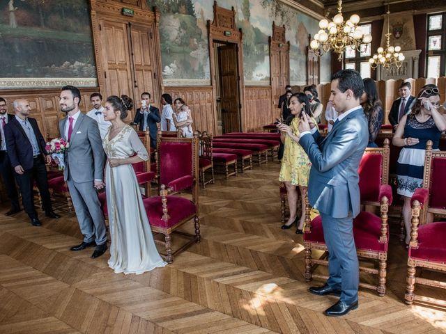 Le mariage de Alexandre et Maria à Vincennes, Val-de-Marne 10