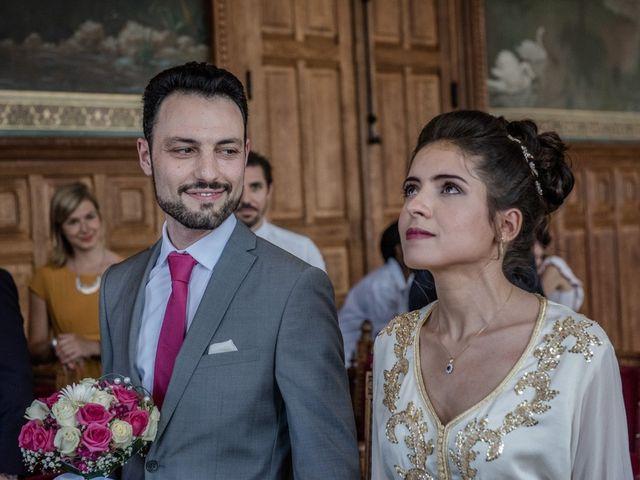 Le mariage de Alexandre et Maria à Vincennes, Val-de-Marne 11