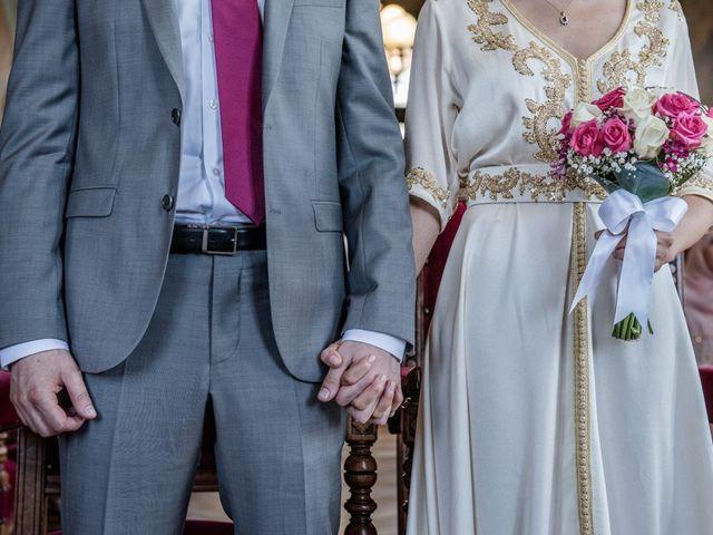 Le mariage de Alexandre et Maria à Vincennes, Val-de-Marne 12