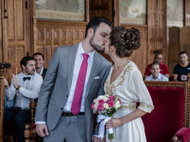 Le mariage de Alexandre et Maria à Vincennes, Val-de-Marne 13