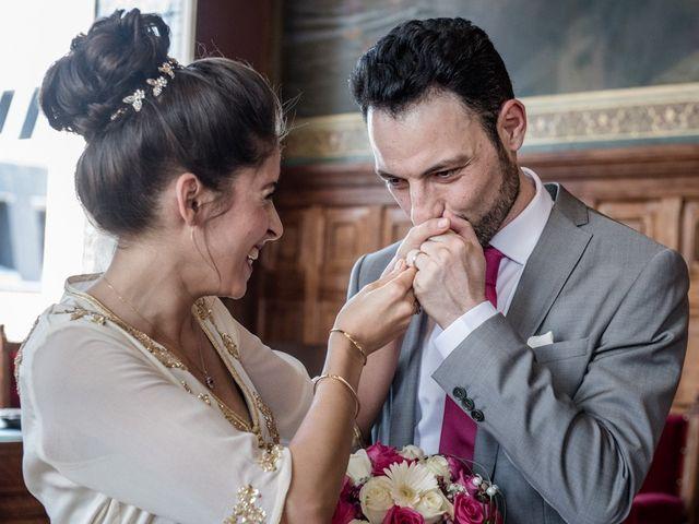 Le mariage de Maria et Alexandre