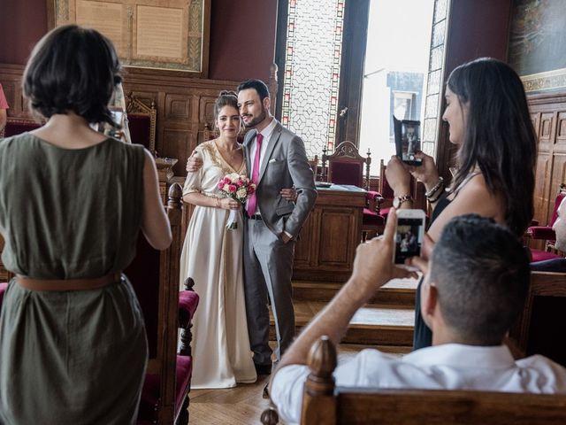 Le mariage de Alexandre et Maria à Vincennes, Val-de-Marne 15