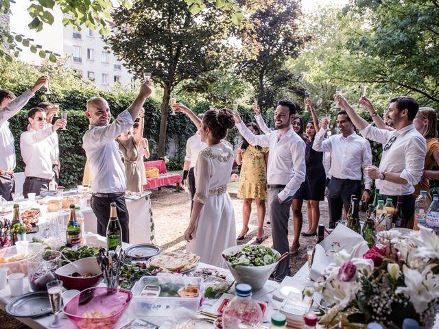 Le mariage de Alexandre et Maria à Vincennes, Val-de-Marne 37