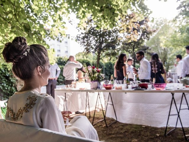 Le mariage de Alexandre et Maria à Vincennes, Val-de-Marne 39