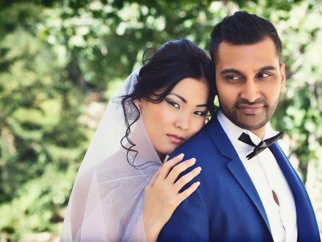 Le mariage de Chezane et Bakhite