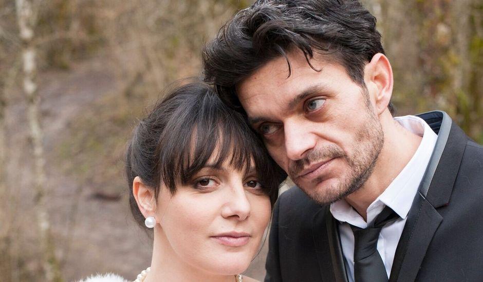 Le mariage de Gazmend et Rebecca à Reignier, Haute-Savoie
