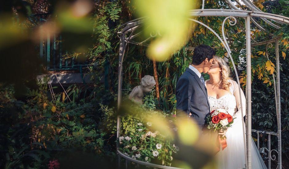 Le mariage de Youssef  et Maria  à Colombes, Hauts-de-Seine