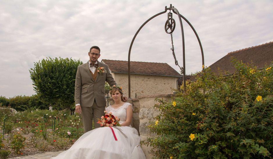Le mariage de Mikaël et Carolanne à Moissy-Cramayel, Seine-et-Marne