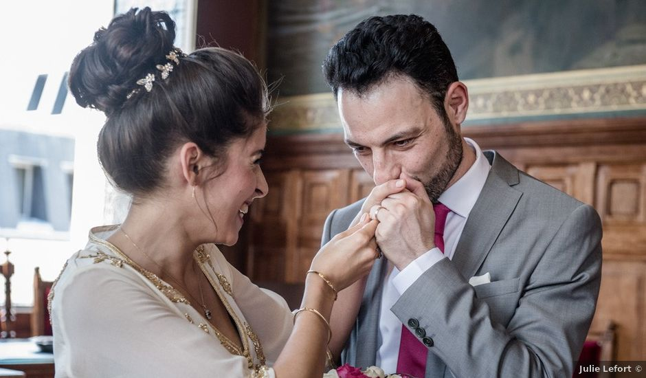 Le mariage de Alexandre et Maria à Vincennes, Val-de-Marne