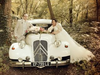 Le mariage de Cindy et Guenaël
