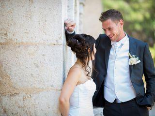 Le mariage de Florence et Gregory