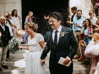 Le mariage de Charlotte et Ignacio