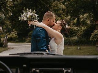 Le mariage de Floriane et Ludovic