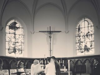 Le mariage de Angèle et Eddy 1