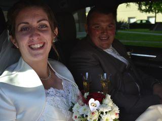 Le mariage de Angèle et Eddy