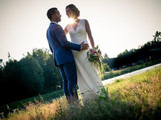 Le mariage de Amelie et Gwenael