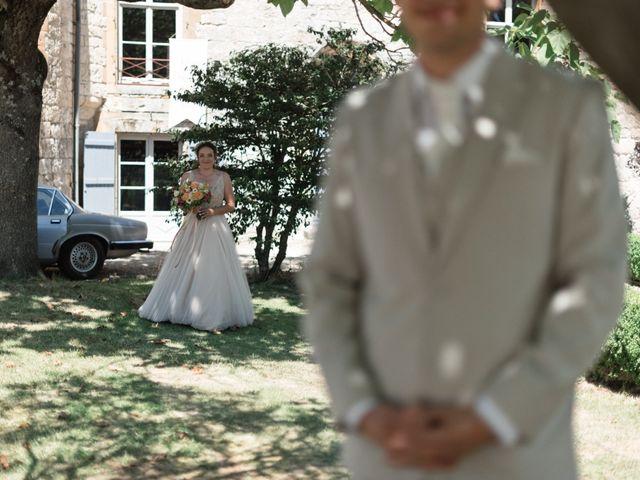 Le mariage de Mathias et Alice à Signy-l'Abbaye, Ardennes 23