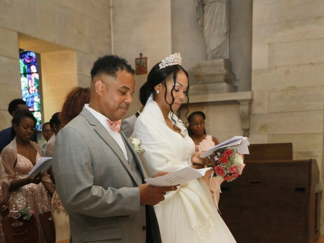 Le mariage de Patrick et Davina à Moissy-Cramayel, Seine-et-Marne 8