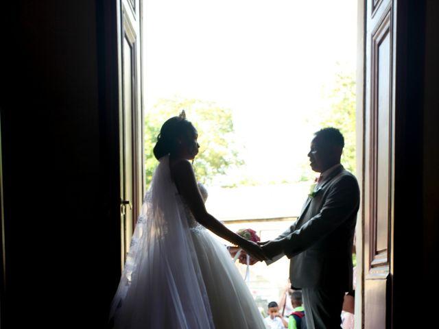 Le mariage de Patrick et Davina à Moissy-Cramayel, Seine-et-Marne 2