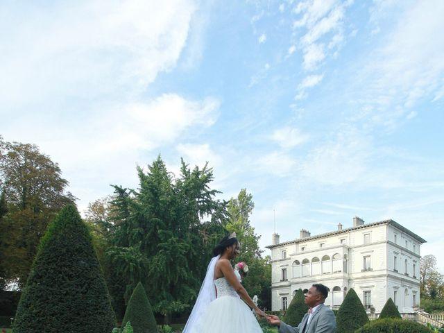 Le mariage de Patrick et Davina à Moissy-Cramayel, Seine-et-Marne 9