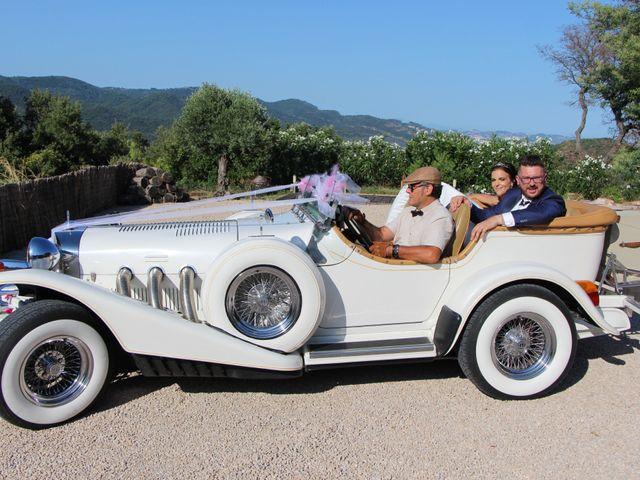 Le mariage de Fabien et Mia à Fréjus, Var 12