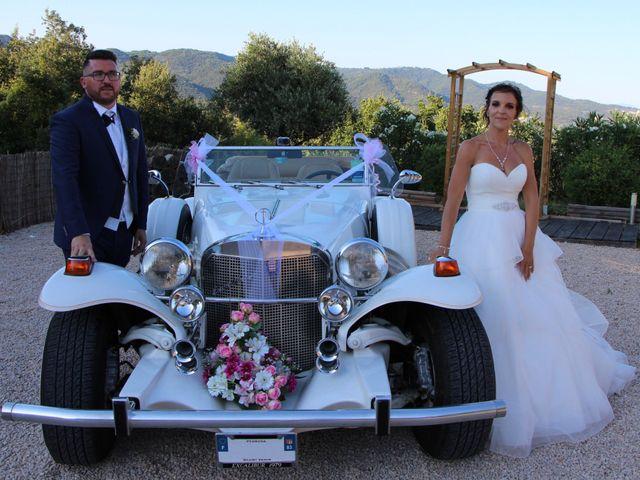 Le mariage de Fabien et Mia à Fréjus, Var 15