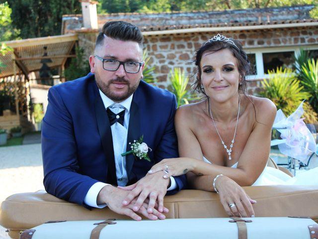 Le mariage de Mia et Fabien