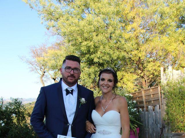 Le mariage de Fabien et Mia à Fréjus, Var 19