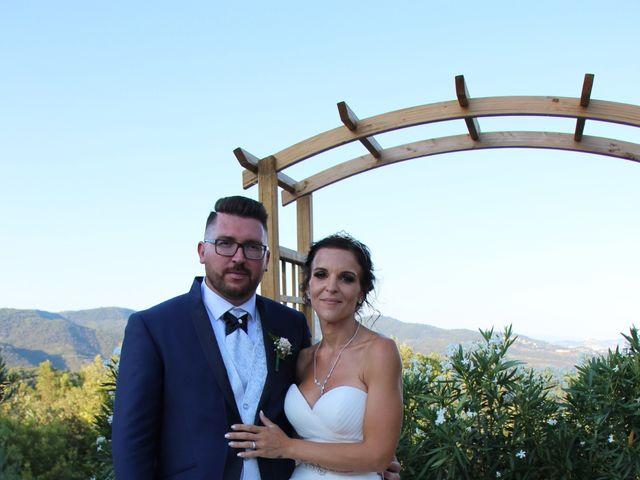 Le mariage de Fabien et Mia à Fréjus, Var 20