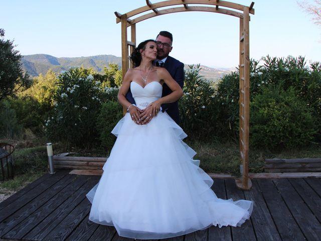 Le mariage de Fabien et Mia à Fréjus, Var 21