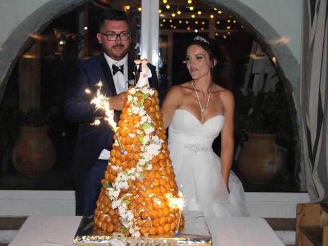 Le mariage de Fabien et Mia à Fréjus, Var 30