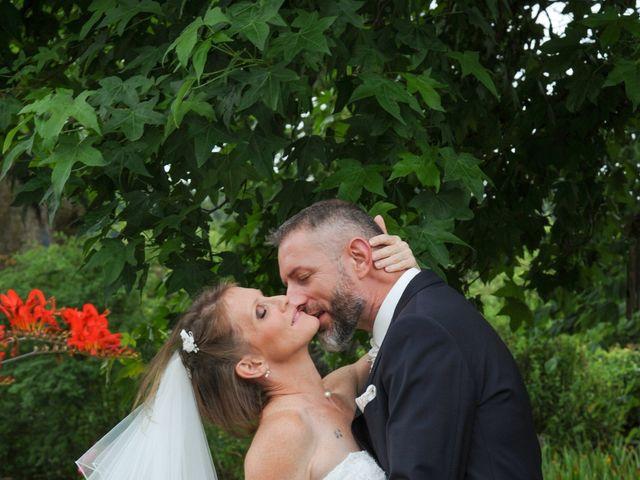 Le mariage de Eric et Sandrine à Bolleville, Seine-Maritime 4