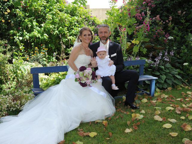 Le mariage de Eric et Sandrine à Bolleville, Seine-Maritime 1
