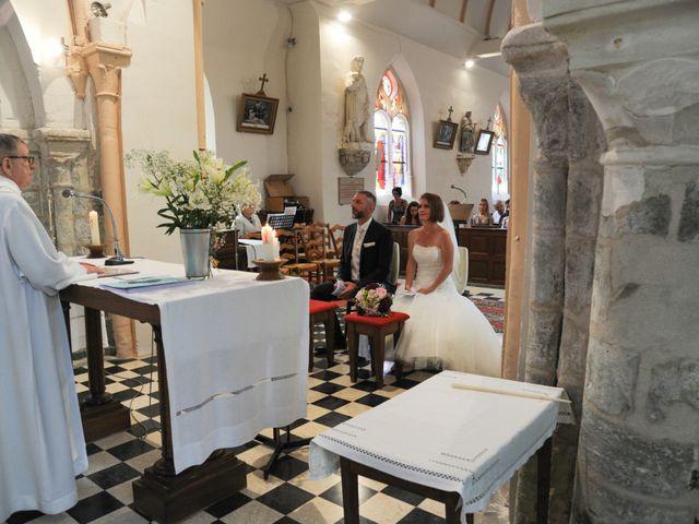 Le mariage de Eric et Sandrine à Bolleville, Seine-Maritime 10